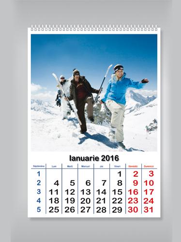 calendar de perete cu imagini -peisaje Image